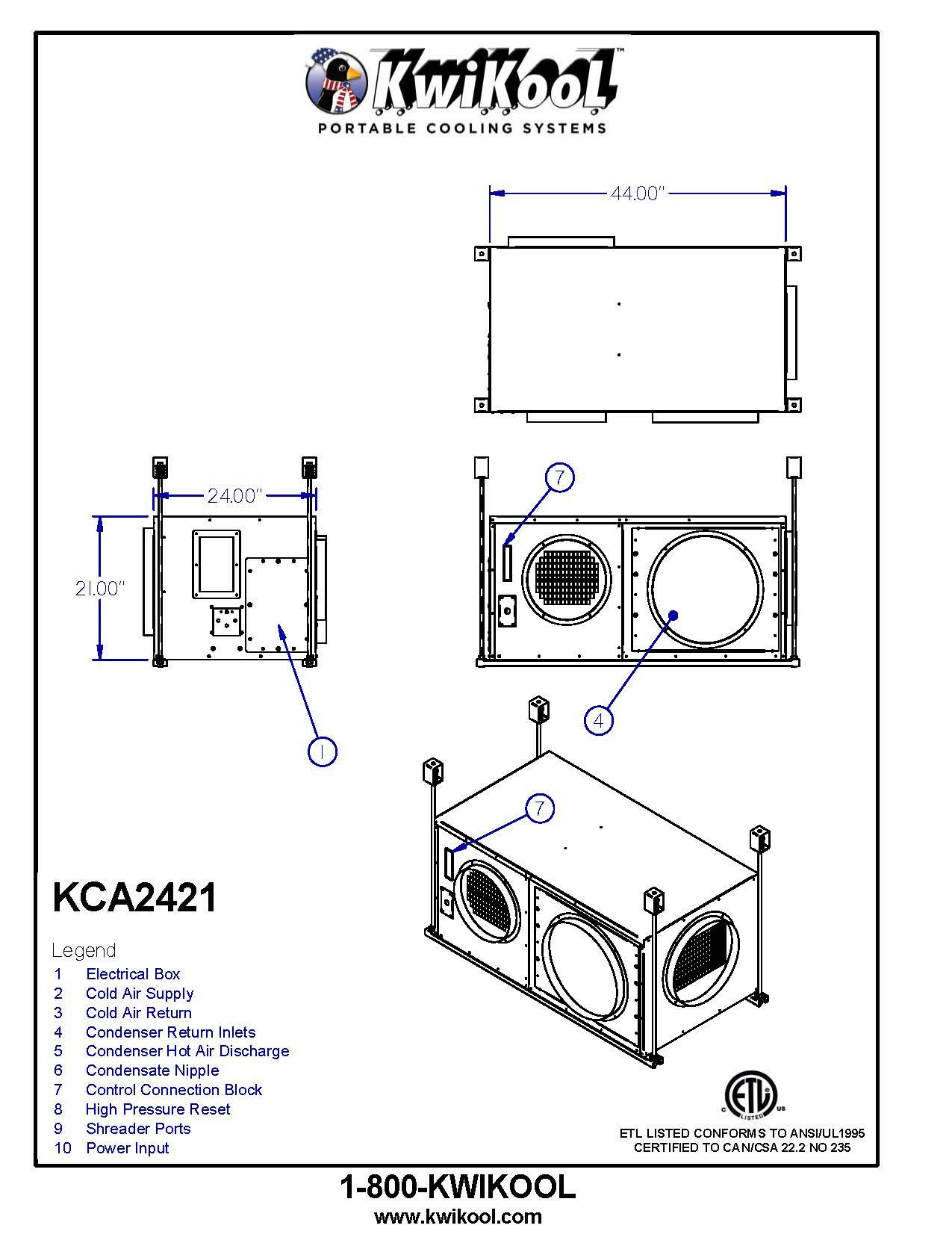 KCA2421DD