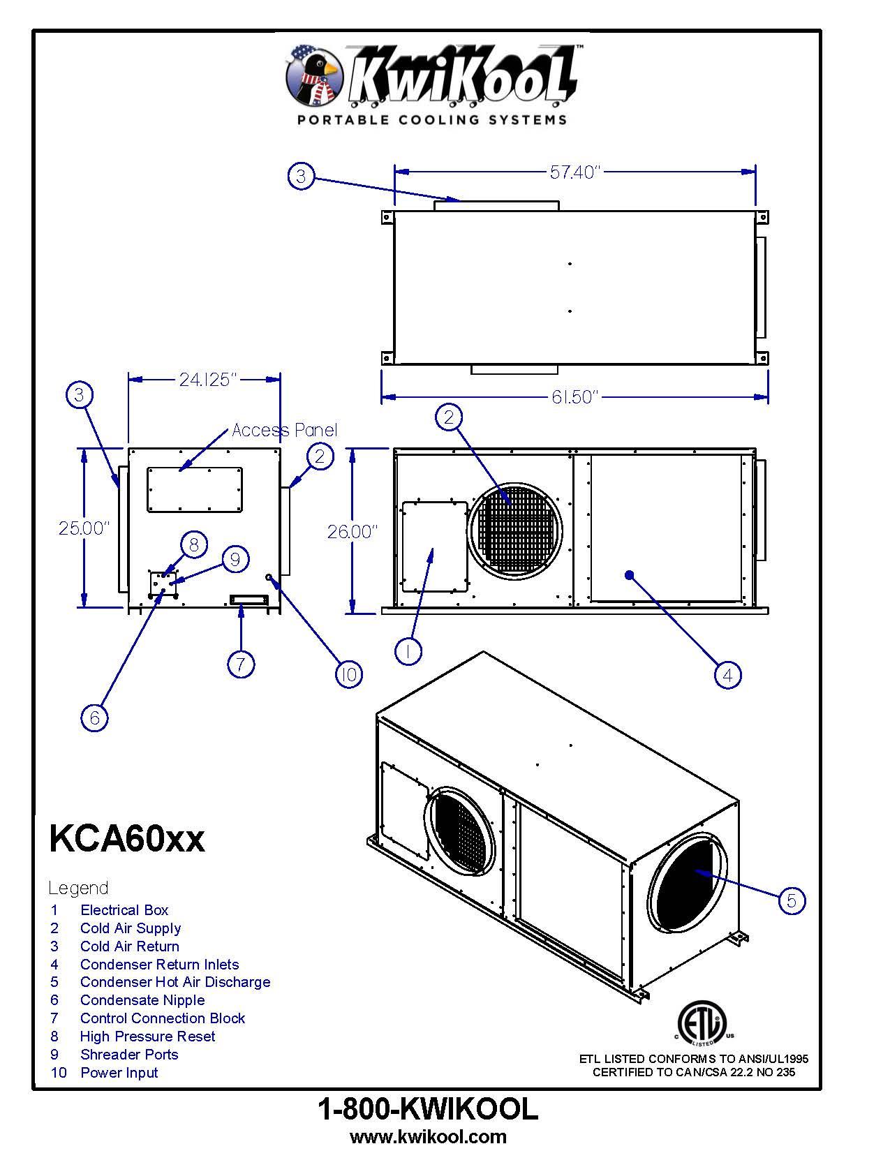 KCA60DD