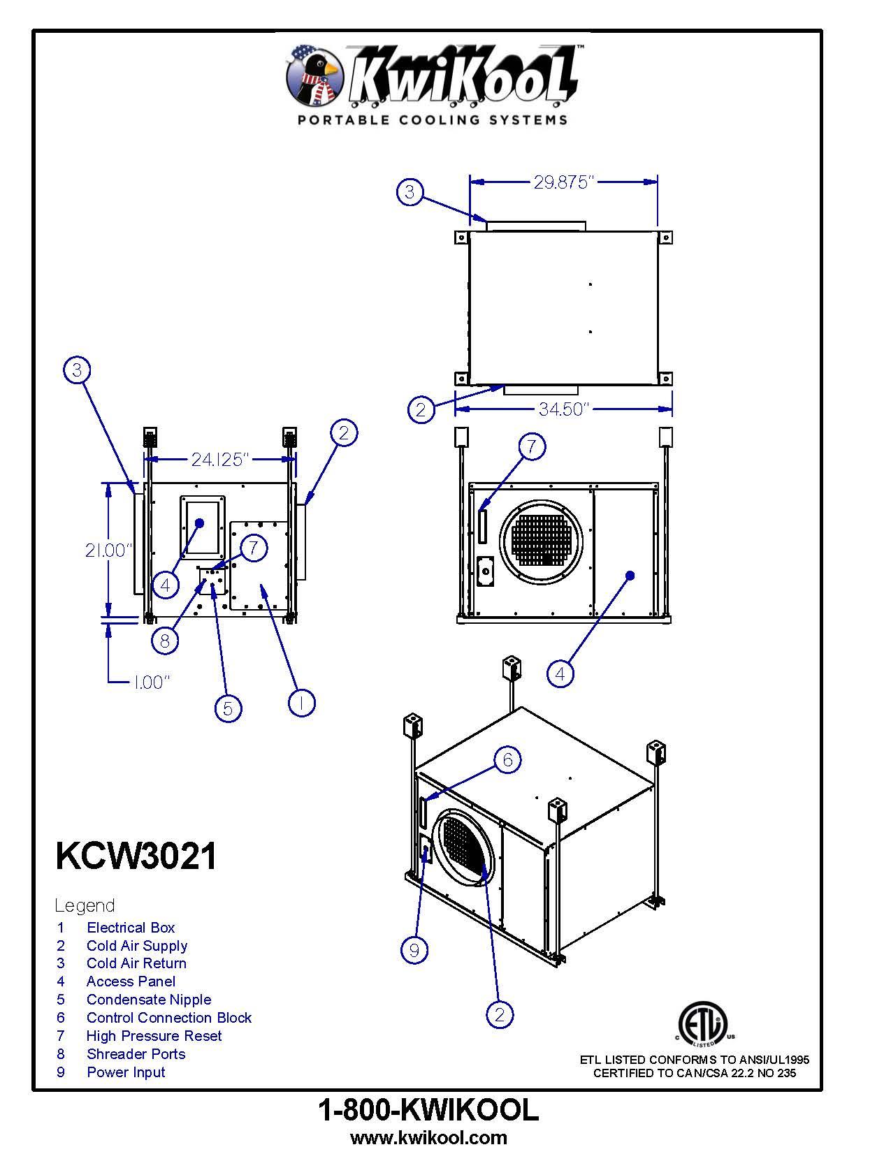 KCW3021DD