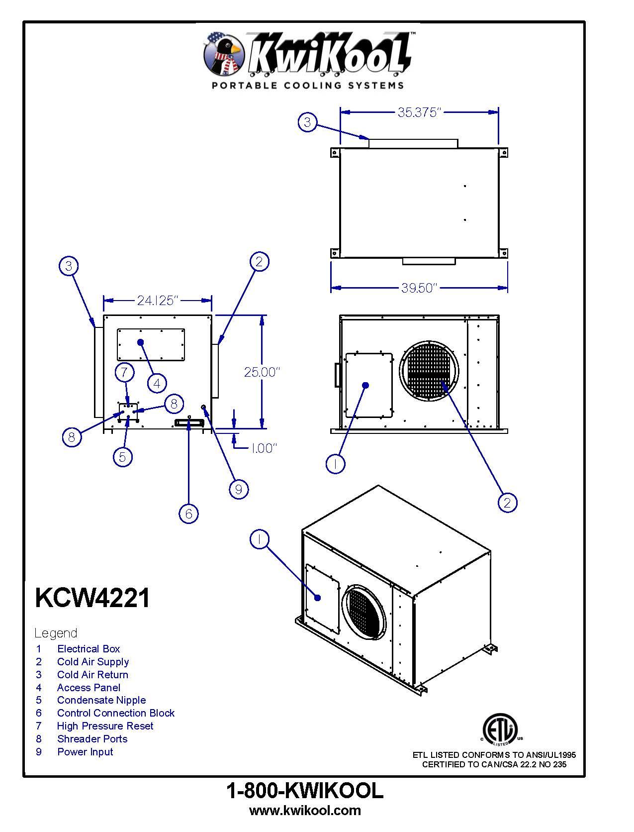 KCW4221DD