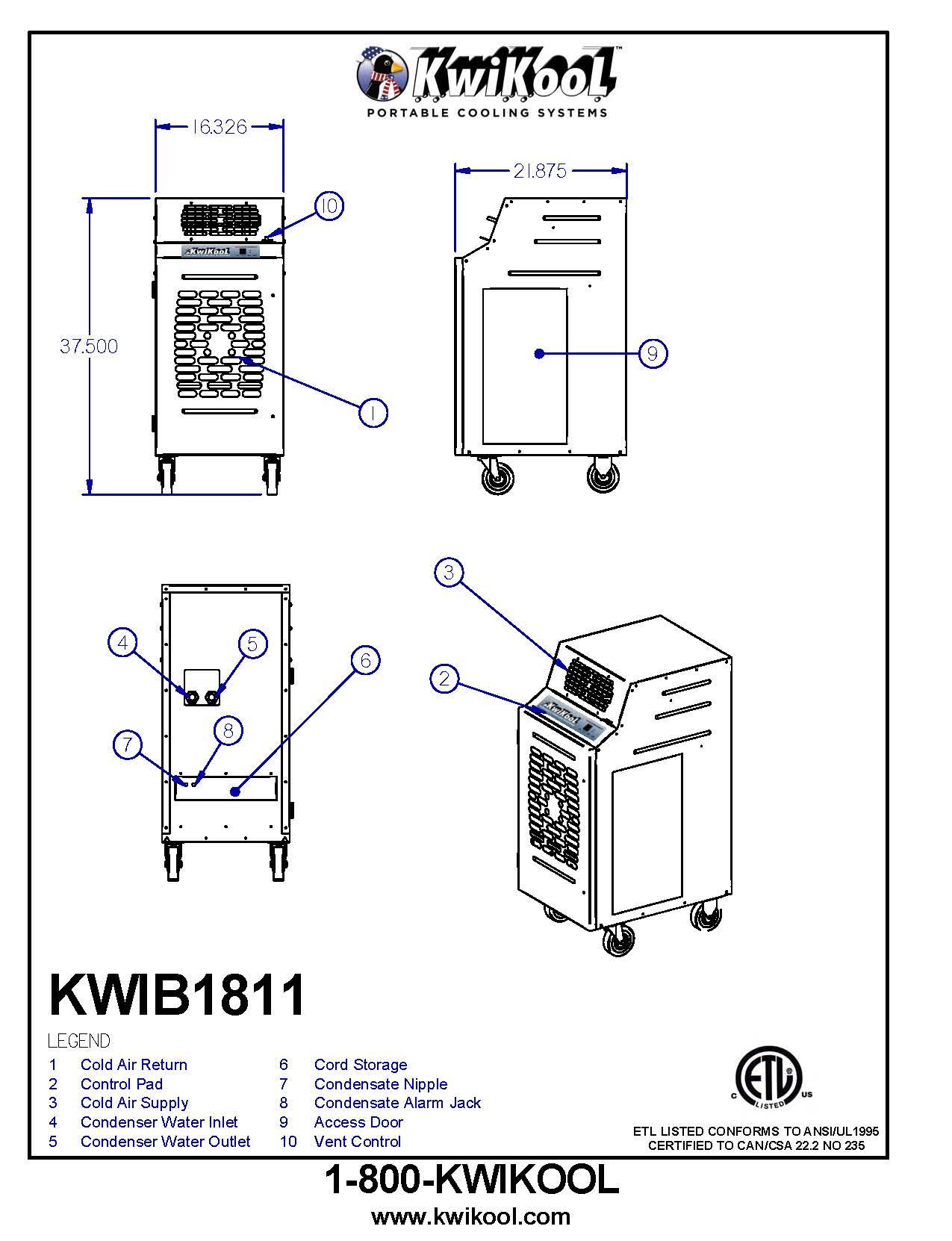 KWIB1811DD