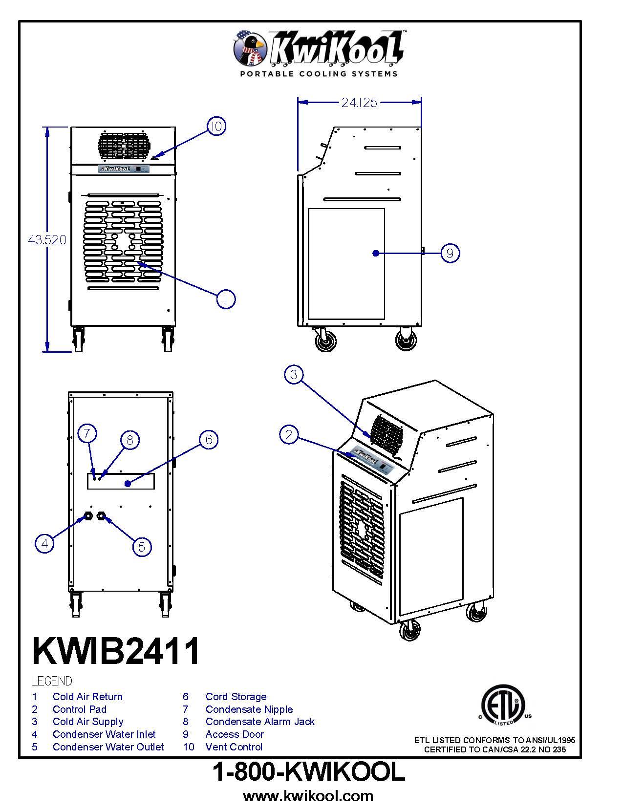 KWIB2411DD